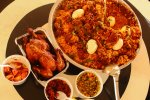 Thumbnail for Biriyani sawan with roast chicken & other curries..jpg