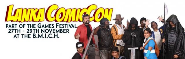 Lanka Comicon