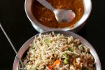 Thumbnail for Mushroom fried rice & Paneer chettiland.JPG