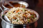 Thumbnail for Mushroom fried rice & Paneer chettiland..JPG