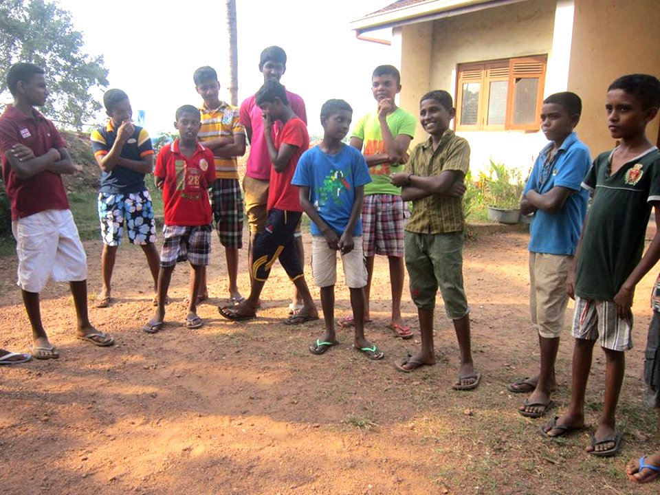 Orphanages In Colombo · YAMU