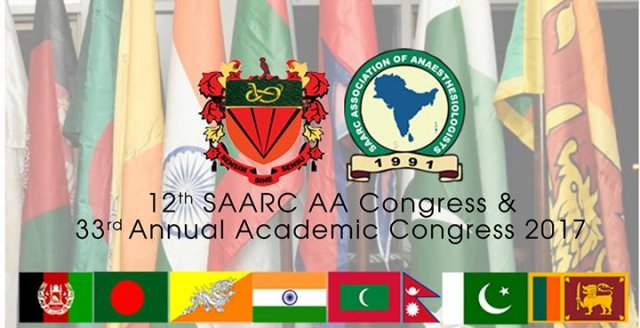 12th SAARC AA Congress 2017