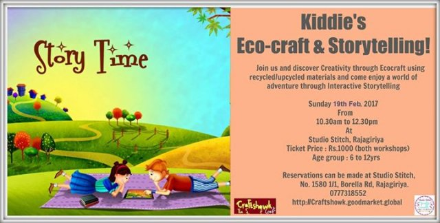 Kiddies' workshop