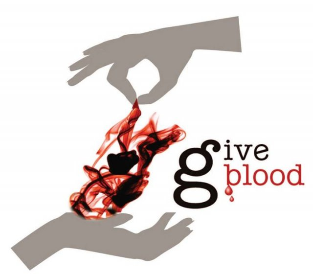 Give Blood - Blood Drive