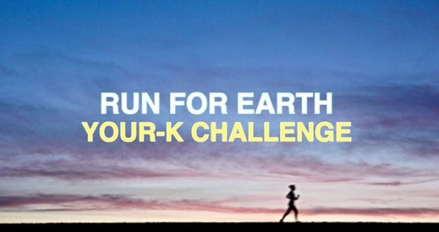 Run for Earth Your-k Challenge