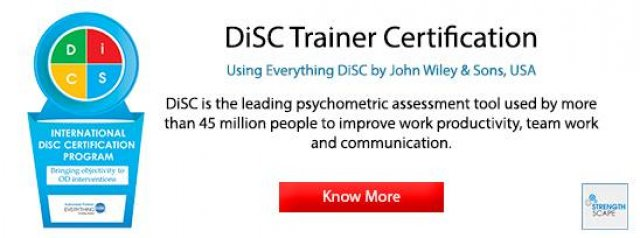DiSC® Trainer Certification in Colombo