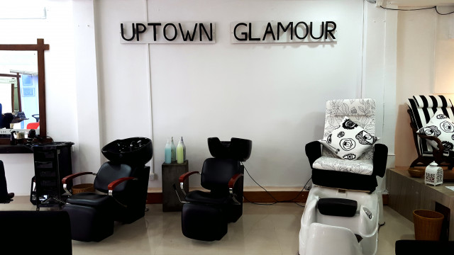 Uptown glamour yamu for Colombo design spa