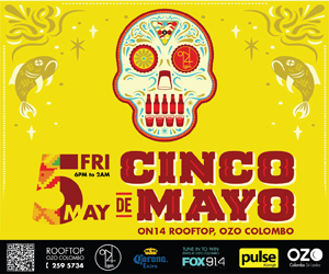Artwork for Ozo Side - Cinco De Mayo