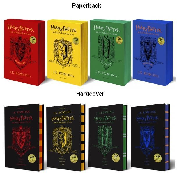 Harry Potter Book Year ~ Years of harry potter · yamu