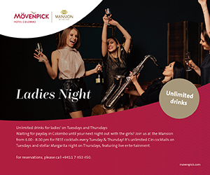 Artwork for Movenpick Side - Ladies Night
