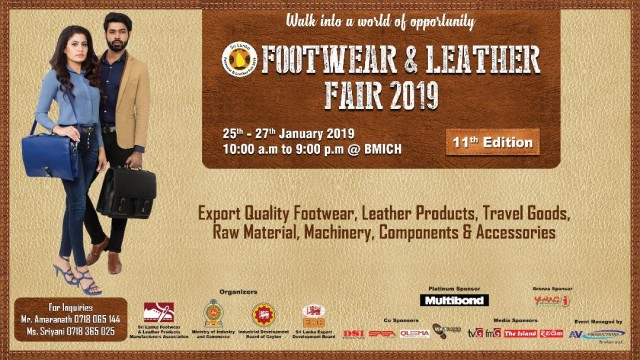 Footwear and Leather Fair 2019