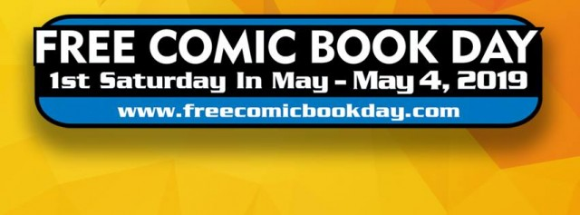 Free Comic Book Day 2019 - Sri Lanka