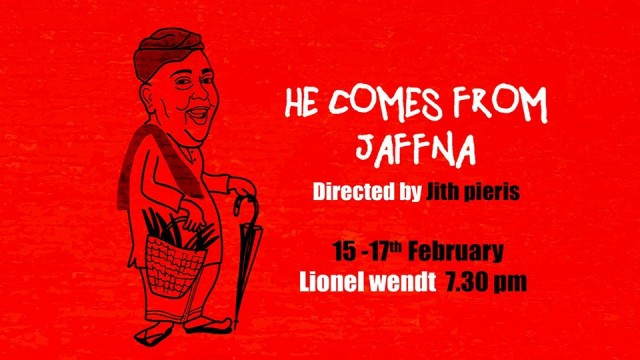 He Comes from Jaffna - Directed by Jith Peiris