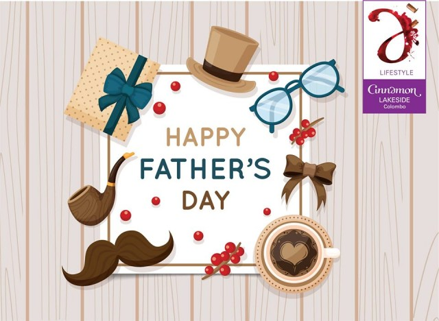 Father's Day at Cinnamon Lakeside
