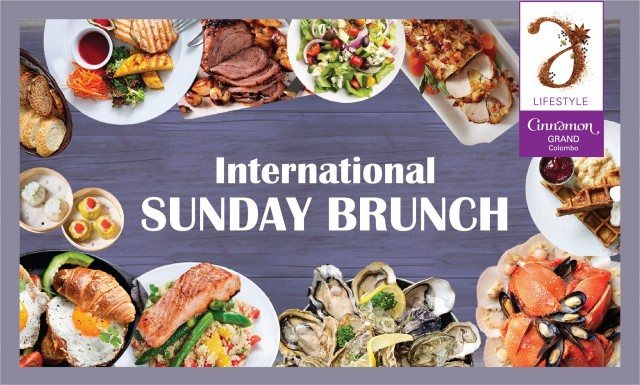 International Sunday Brunch
