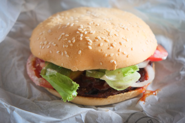 The Whopper (meal for Rs. 590)